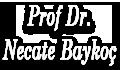 Prof. Dr. Necate Baykoç